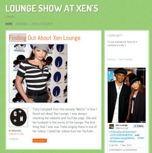 Xen Lounge Blog